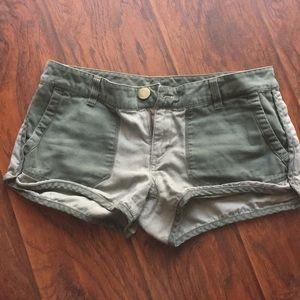 Roxy two toned shorts